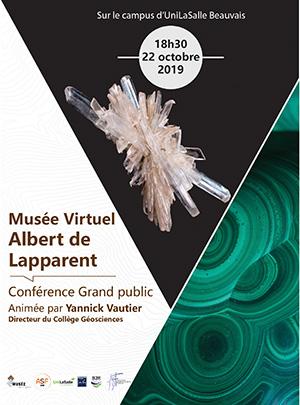 Conférence Musée Virtuel